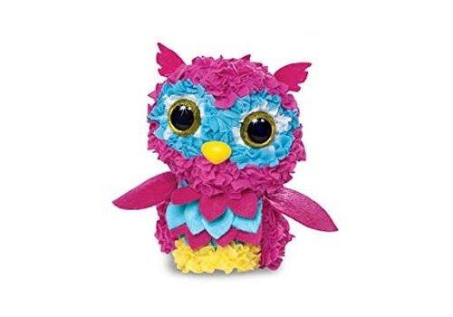 Plush Craft 3D Owl