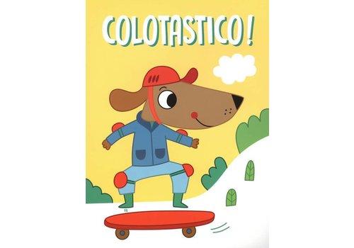 edition yoyo Colotastico jaune ! Les véhicules