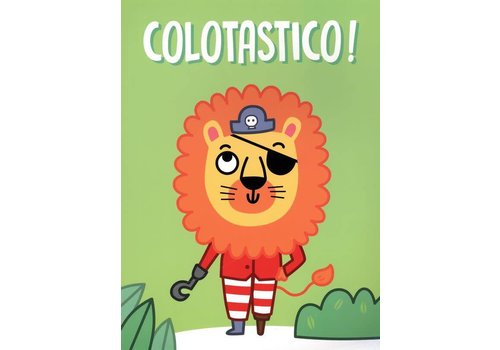 edition yoyo Colastico vert pirates