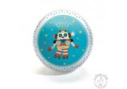 Djeco Ballon 12 cm / Funky robots