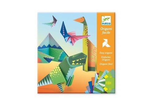 Djeco Origami / Dinosaures