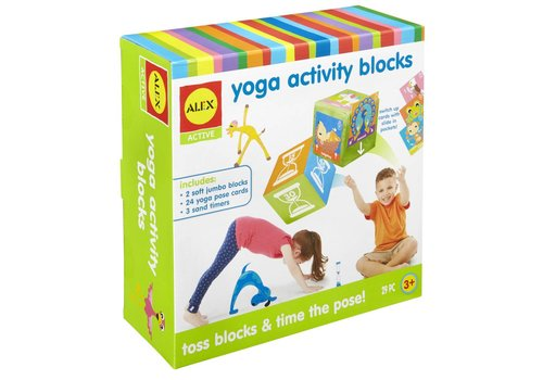 Alex Yoga Activity Blocks