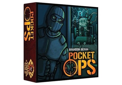 geek attitude game Pocket Ops