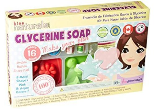 Make your own Glycerine soap