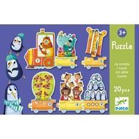 Puzzle duo / I count