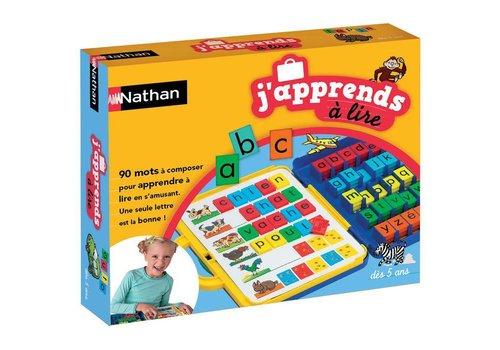 Nathan J'apprends a lire