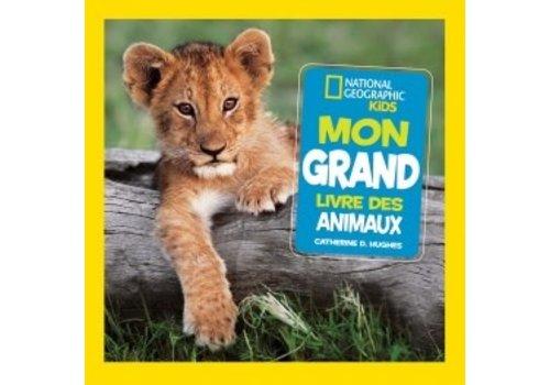 Mon grand livre d'animaux