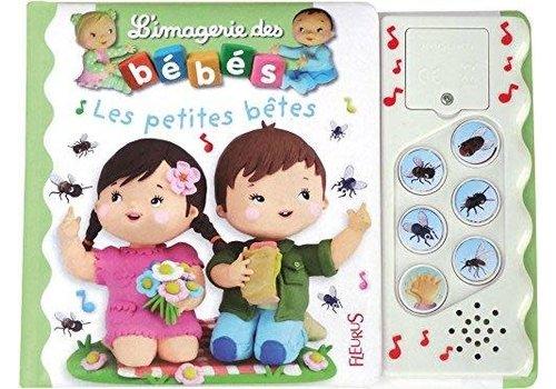 L'imagerie des bébés Les petites bêtes