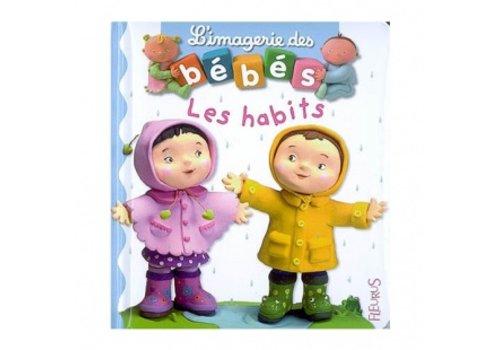 L'imagerie des bébés Les habits