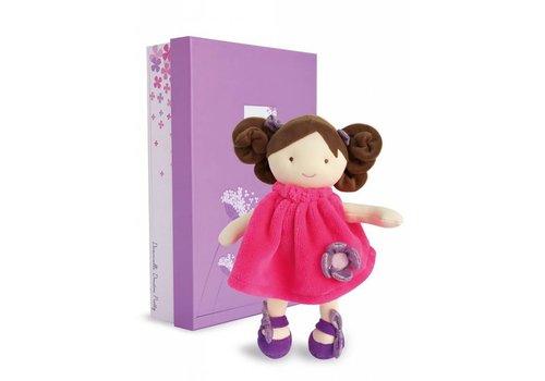 Doudou et Compagnie Demoiselle Doudou-Pretty petite Lolli 28cm