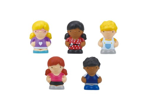 Happy Coll.- Figurines 5# (18)