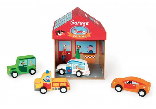 Scratch Boîte à jouets Garage (18)