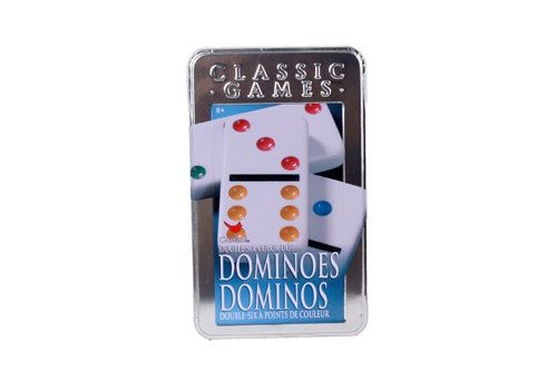 Jeu de dominos double 6
