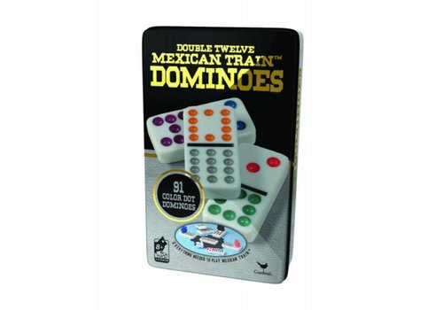 Jeu de dominos double 12
