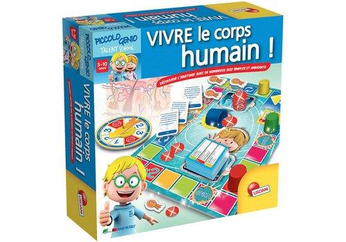 I'm a genius Vivre le corps humain français