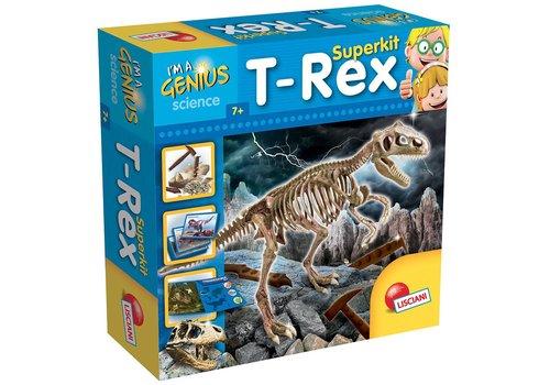 Lisciani (Giochi) I'm a genius Super kit T-Rex