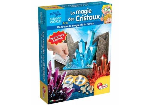 Lisciani (Giochi) Petit genie La magie des cristaux