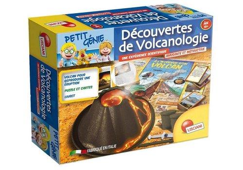 Lisciani (Giochi) Petit Génie- Découvre la volcanologie