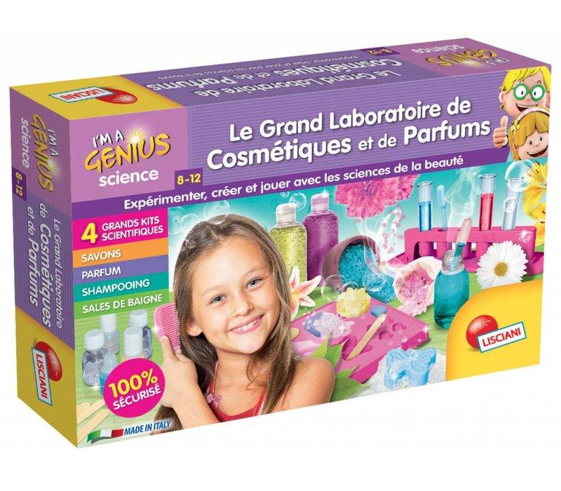 I'm a genius Le grand laboratoire de cosmétiques et parfums