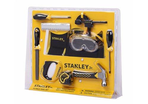 Stanley Jr Stanley Jr. Ensemble de 10 outils