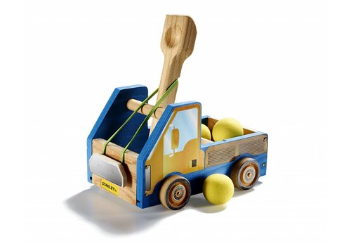 Stanley Jr Stanley Jr. Camion-catapulte à construire