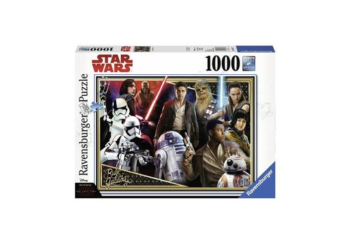 Ravensburger Star Wars Episode 8