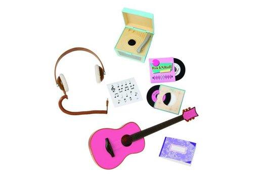 Our generation Ensemble Instruments de musique Retro