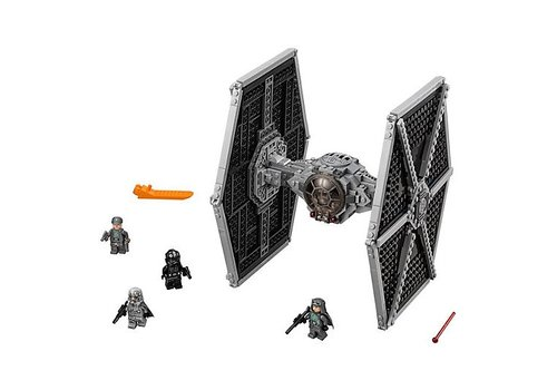 Lego Star Wars Imperial the fighter