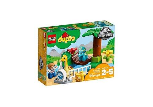 Lego Duplo Le zoo des gentils dinos