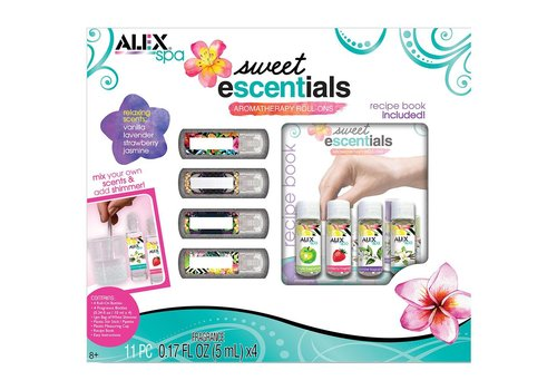 Alex SWEET ESCENTIALS AROMATHERAPY ROLL ONS