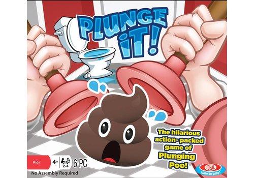 plunge it