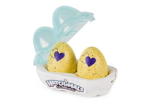 Hatchimals Colleggtibles 2# cont. d'oeuf Série 2 d.18