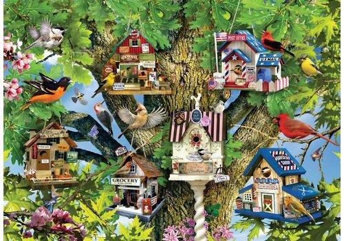 Ravensburger Le village des oiseaux