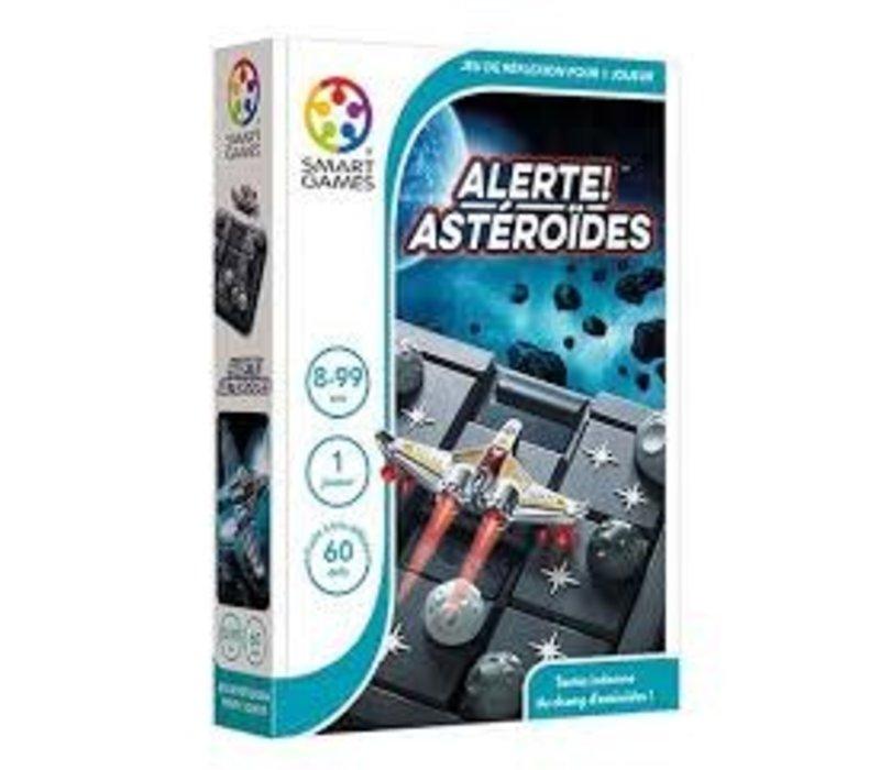 Alerte Asteroide