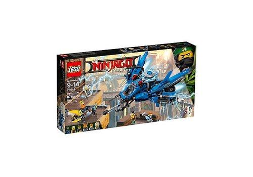 Lego Ninjago L'avion éclair