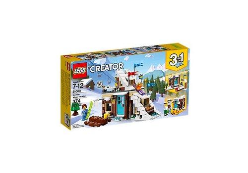 Lego Creator Vacances d'hiver modulaire