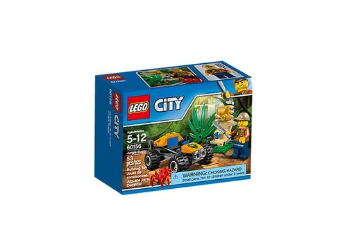 Lego CITY- Le buggy de la jungle