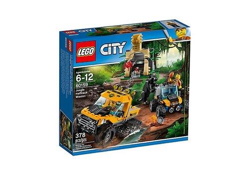 Lego CITY La mission dans la jungle