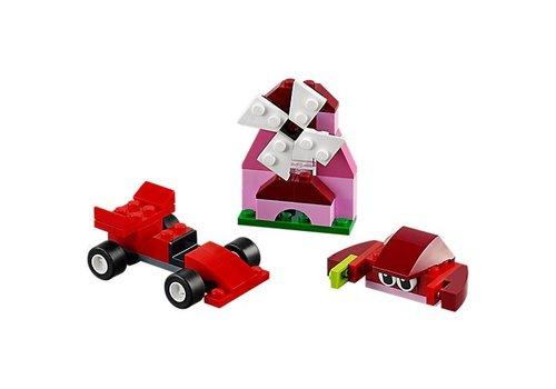 Lego LEGO CLASSIC La boîte créative rouge