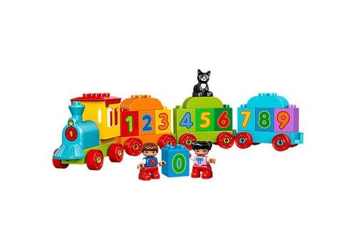 Lego Duplo Le train des chiffres