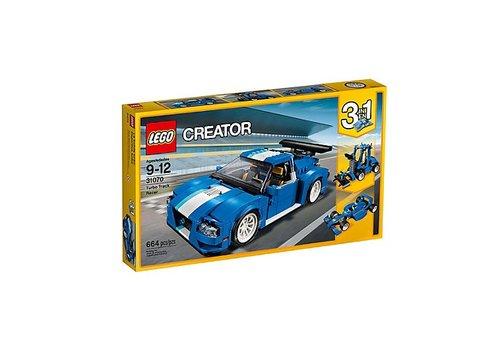 Lego Creator le bolide turbo