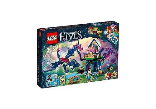Lego Elves l'Infirmerie cachée de Rosalyn