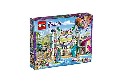 Lego Friends Le complexe touristique de Heartlake City