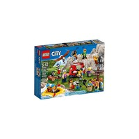 "City Ensemble de figurines """" Aventures en plein air"