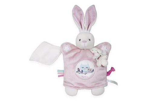 Kaloo Imagine- Doudou lapin rose