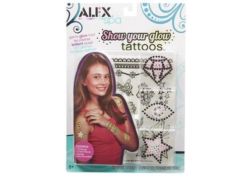 Alex Alex Tatouages brillants