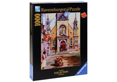 Ravensburger Eglise Bonsecours Montreal