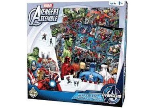 Cherche et trouve Avengers