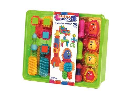 Battat / B brand Bristle blocks-Twist'n turn