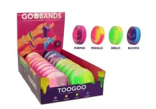 gooband Slime multicolore avec bracelet